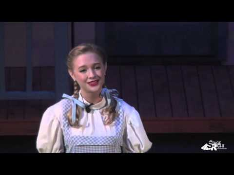 Wizard of Oz - Somewhere Over The Rainbow - Summer 2012 (Stage Right Performing Arts)