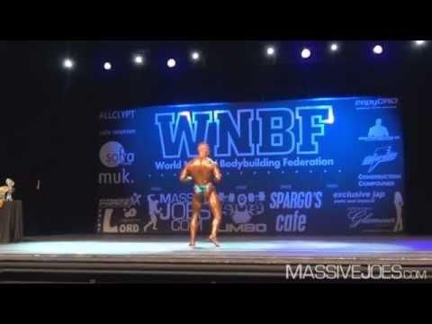 MassiveJoes.com - Ben Wortley 2012 Bodybuilding Posing Routine - WNBF Asia Pacific Overall Champion