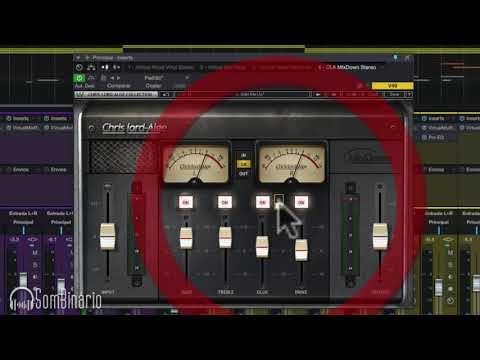 Finalizando a Mixagem com o Waves CLA MixDown