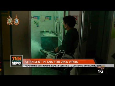 TNN THAILAND NEWS ข่าวภาคภาษาอังกฤษ (13/09/2559)