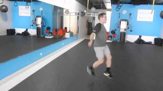 Jump Rope Techniques: Bonus Jump Rope Challenge (high knees)
