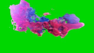 Particle Dash - Four Green Screen FX