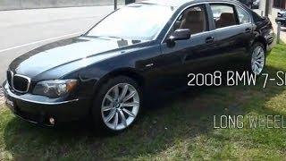 2008 BMW 7-Series 750Li  E66 Sedan