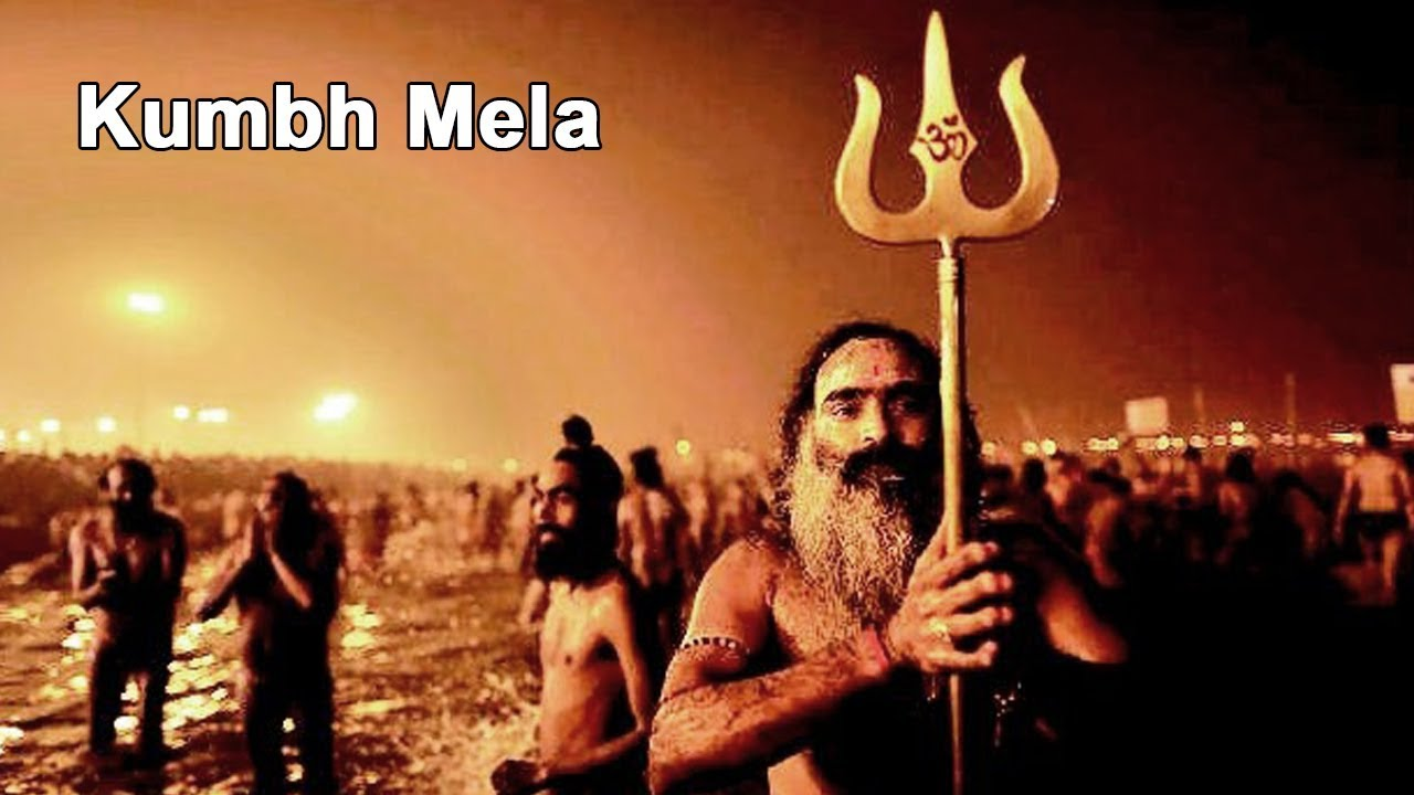 The Origins of the Kumbh Mela - Ardh Kumbh 2019 special