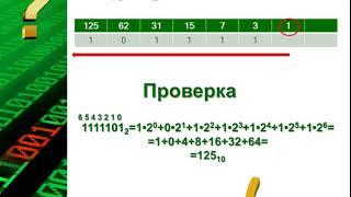 Системы счисления (8,10 кл.)