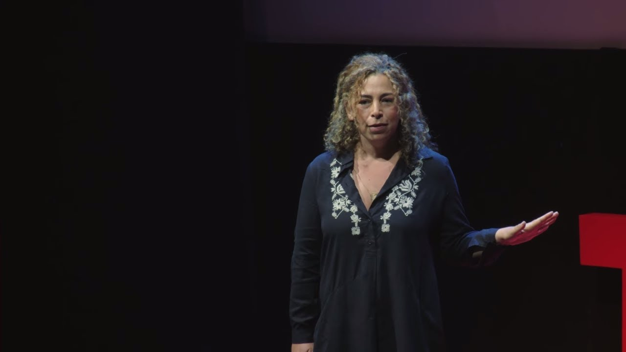Me-Rational | Neta Hanien | TEDxJaffa
