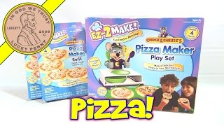 Chuck E. Cheese's Pizza Maker Play Set Unboxing -  Part 1 Of 2 (links In The Description)