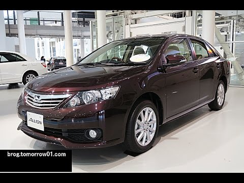 """Toyota Allion A18 """"G-plus Package"""" 2WD"""