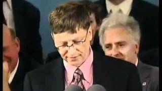 Institute of Management and Development - Bill Gates Speech at Harvard (Part 1).mp4