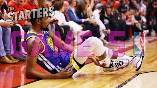 NBA Daily Show: June 11 - The Starters