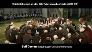 Mevlana Traditionelle Mystische İslam / Tanz der Derwische Sufi Devran Musical / Zhikir