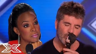 JUDGES Best Bits on The X Factor! | X Factor Global