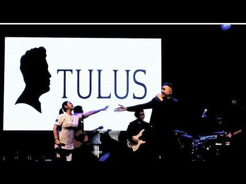 AKU MAKIN CINTA - VINA PANDUWINATA ft. TULUS ( Live at CNR Garden )