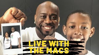Live with the Macs