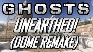 """COD Ghosts: Dome Remake """"Unearthed"""" Gameplay - Jay Goes MLG??"""