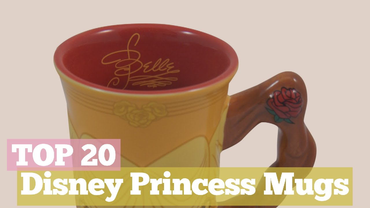 Amazon aladdin coffee mugs - Top 20 Disney Princess Mugs Home Kitchen On Amazon
