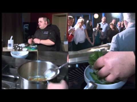 Live cooking show - Hotel Salamandra