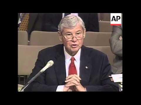 Senators address public hearing on 9/11 attacks