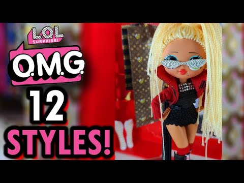 LOL Surprise OMG Dolls | DIY Fashions For LOL Dolls