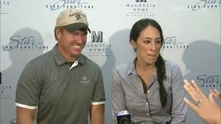 Chip and Joanna Gaines interview