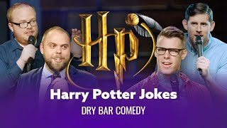 Harry Potter According To Dry Bar Comedy