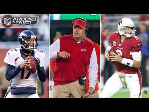 Is Palmer MVP-Worthy? (Future Headlines) | Around the NFL