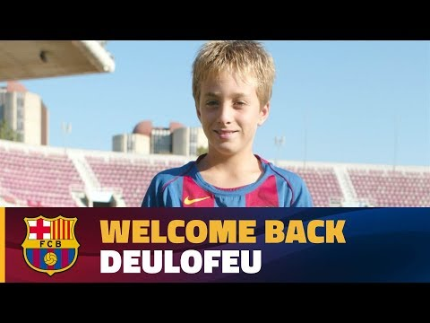 Deulofeu's top skills at FC Barcelona