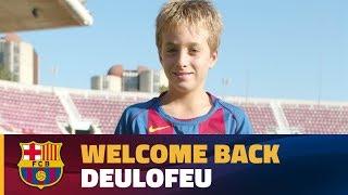 Deulofeu's top skills at FC Barcelona