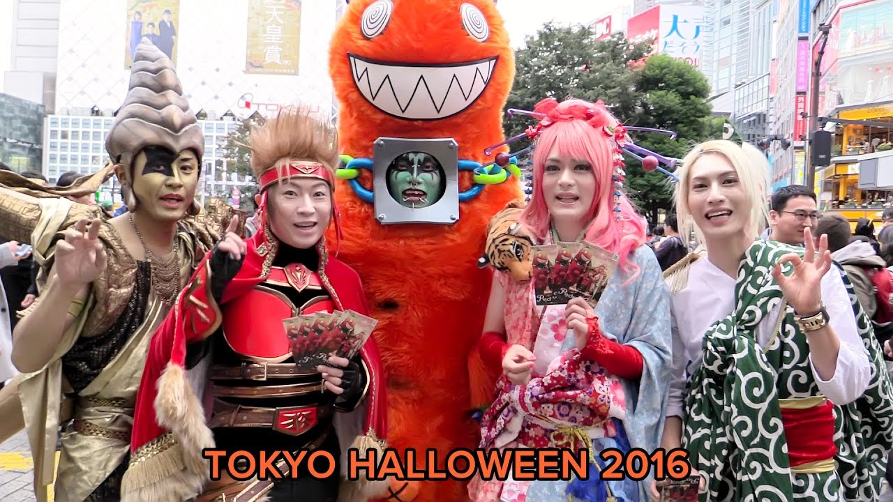 Ypenburg Halloween.Halloween In Japan Saetori