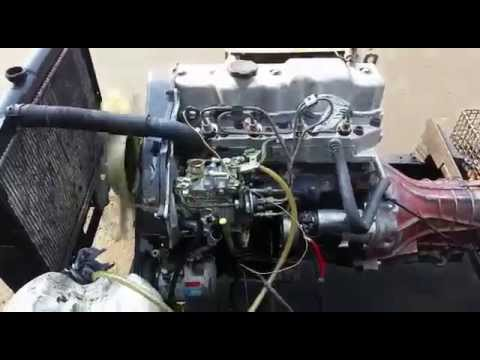 Hyundai H100 Engine YouTube