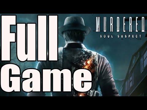 Murdered Soul Suspect Full Game Walkthrough / Complete Walkthrough