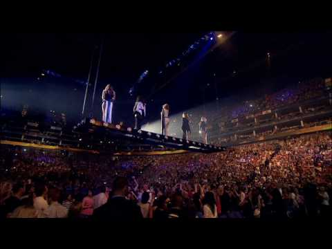 Girls Aloud - Untouchable [Out of Control Tour DVD - Live at the 02 Arena]