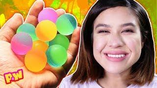 DIY Bouncy Ball ~ 😜 How to make bouncy balls life hack 😜