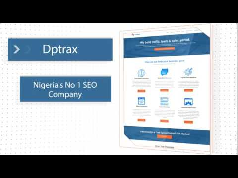 Best SEO Company in Nigeria - Dptrax - Why You Should Hire Us   Today.