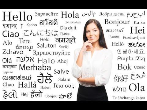 Le lingue più difficili del mondo
