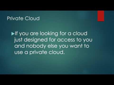 How to choose a Cloud Computing Platform