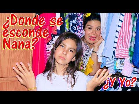 ESCONDIDAS EN NUESTRA CASA | AnaNana Toys