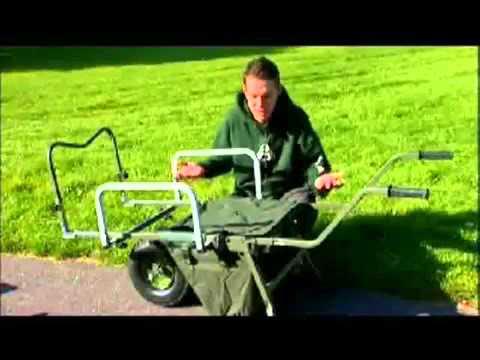 Carp Porter Mk2 Fatboy Barrows - ClimaxTackle.com