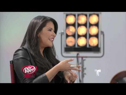 Los Unicos / Litzy Domínguez En Una Entrevista Única / TELEMUNDO
