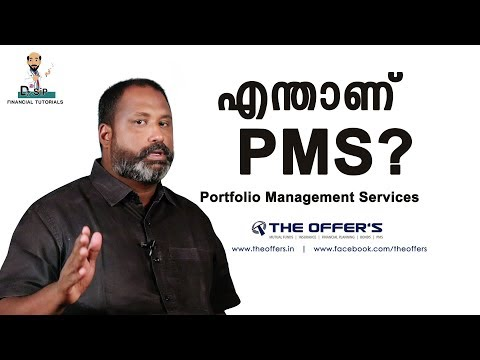 What is PMS (Portfolio Management Services)?Dr SiP Financial tutorials Malayalam Video 4 THE OFFER'S
