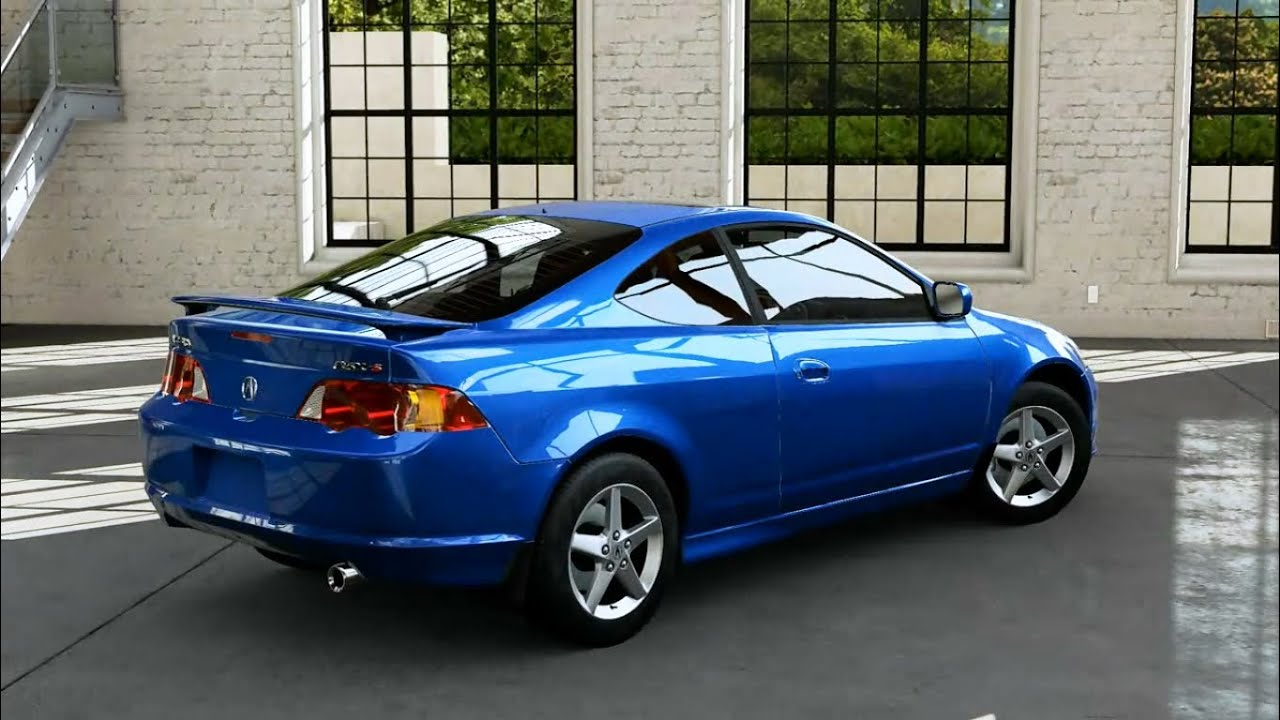 forza motorsport 5 2002 acura rsx type s youtube. Black Bedroom Furniture Sets. Home Design Ideas
