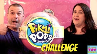 Baixar Pikmi Pops Surprise Giant Lollipop Challenge Toy Review Opening | PSToyReviews