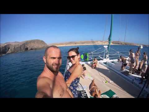 Fuerteventura with GoPro