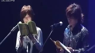 Kyo Kara Maoh! Shin Makoku Haru no Kanshasai Live Drama: Shin Makoku demo Undoukai!? with subtitles. Characters: Yuuri, Conrad, Gunter, Murata, ...