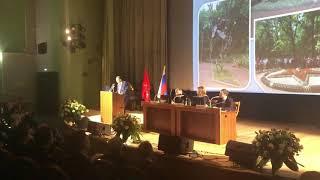 Смотреть видео депутат Законодательного собрания Санкт-Петербурга А. В. Ходосок онлайн