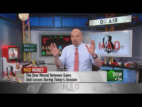 Jim Cramer on what's driving moves in the bond market