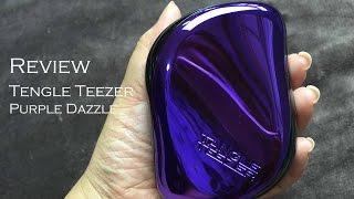 Review : Tangle Teezer Compact