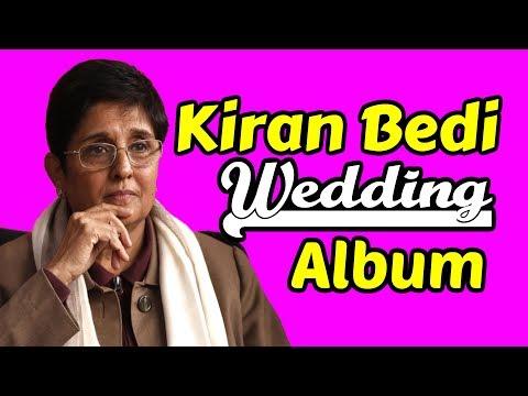 Kiran Bedi Wedding Album