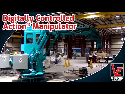 Digitally Controlled Action® Manipulator