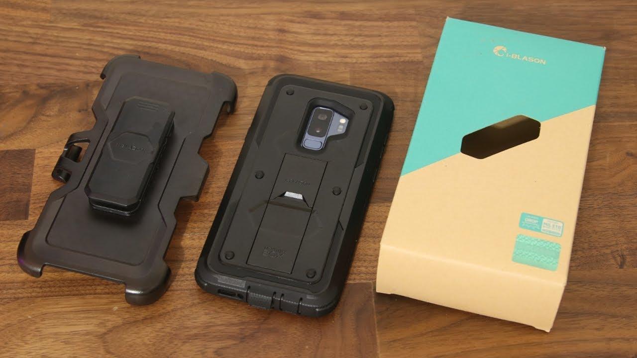 san francisco 7078c 0e48c Armor Case for Samsung Galaxy S9 / S9 Plus - Full Body Drop Protection